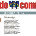 clipagem do ISMC JORNAL DO COMMERCIO 33ªMISSÃO Humanitária