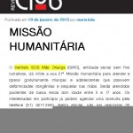 21ª Misssão Humanitária