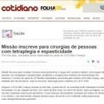 Clipagem_22ª Missão_Folhape