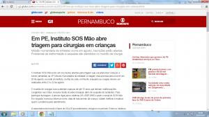 Clipagem de notícias da 31MH/ISMC