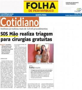 SOS Mão - Cotidiano - 20.08