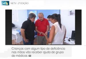 SOS Mão - NETV 2ª Edição - 20.08