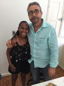 Dr Guilherme e Gloria